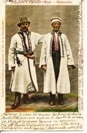 1215 - Pologne -  TYPES  GOSPODARZE  Z JUTRZENKINI SKALY - MIECHOWSKIE    Circulée En     1903 - Pologne