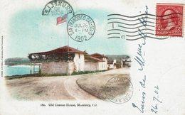 USA-CALIFORNIA-MONTEREY-OLD CUSTOM HOUSE - San Francisco