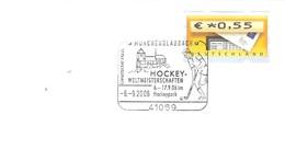 ALLEMAGNE DEUTSCHLAND HOCKEY SUR GAZON COUPE DU MONDE CUP POKAL WELTMEISTERSCHAFTEN Feldhockey 2006 HOCKEYPARK - Hockey (Veld)