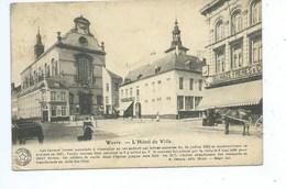 Wavre L'Hôtel De Ville ( Magasin Delhaize ) - Waver