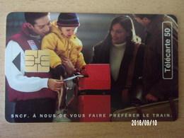 SNCF - Grands Départs 50U SO3 - Trains