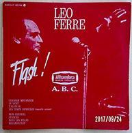 """Léo Ferré """" Flash"""" En Public à L'Alhambra ORIGINAL 1963 - Collector's Editions"""