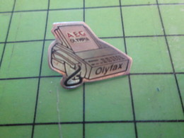 1318a Pin's Pins / Rare Et De Belle Qualité / INFORMATIQUE : TELEPHONE FAX AEG OLYMPIA OLYFAX - Computers