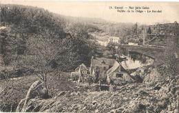 ***  19  ***   USSEL Nos Jolis Coins  - Vallée De La Diege Le Roudal - TTB  Timbrée - Tulle