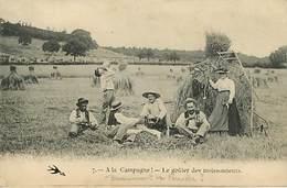 Agriculture  A La Campagne Lot De 9 Cartes - Postales