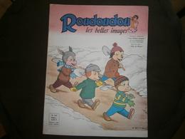 ROUDOUDOU  LES BELLES IMAGES N 206  ANNEE1964 - Livres, BD, Revues