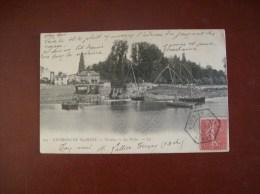 Carte Postale Ancienne De Vertou: La Pêche - Other Municipalities