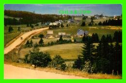 CHARLOTTETOWN, PEI - TYPICAL FARM COMMUNITY ALONG THE OPEN ROAD COUNTRYSIDE - H. S. CROCKER CO INC - - Charlottetown