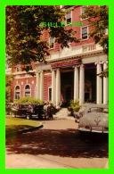 CHARLOTTETOWN, PEI - THE CHARLOTTETOWN HOTEL - ANIMATED - H. S. CROCKER CO INC - - Charlottetown