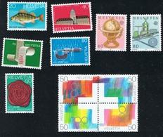 Umfangreiches Lot Aus Den Jahren 1983 1984 1986 1987 1991 Siehe Scan Postfrisch Xx - Ungebraucht