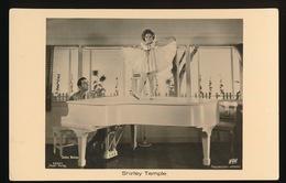 FOTOKAART  SHIRLEY TEMPLE - Actors