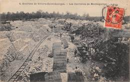 Environs De VILLIERS SAINT GEORGES - Les Carrières De Montaiguillon - Villiers Saint Georges