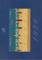 Calendrier Publicitaire/Grand Format / Lucien BARRIERE/ Hôtels & Casinos / DEAUVILLE/ 1996       CAL397 - Calendars