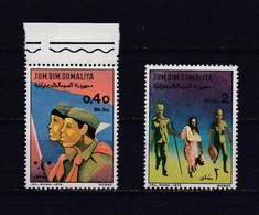TIMBRE N°168/69 NEUF** - SCOUTISME - Somalie (1960-...)