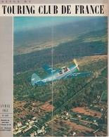 La Revue Du Touring Club 1954 Avril, EPINAL Les Images, Chasse-neige, SOLLIES, Lac De Vassiviere, Sommaire Est Scanné... - Auto/Moto