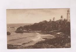 CPA TRINIDAD (cuba)POINT GALERA - Trinidad