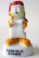 Fève Brillante  - Garfield De Paws - Characters