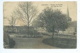 Gistoux Pension De Famille Un Coin Du Parc ( Voir Les Scans Pour L'état ) - Chaumont-Gistoux