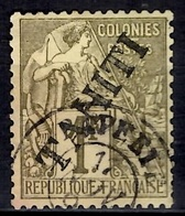 Tahiti YT N° 18 Oblitéré. B/TB. A Saisir! - Tahiti (1882-1915)