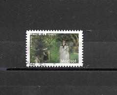 75 3867  OBL  Y & T   La Chasse  Aux Papillons De Berthe  Morisot  « Autoadhésifs » *FRANCE*  61 - France
