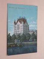 Groeten Uit Rotterdam WITTE HUIS ( J. G. Vlieger ) Anno 19?? ( Zie Foto ) ! - Rotterdam
