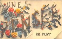 71 - SAONE ET LOIRE / Fantaisie Moderne - CPM - Format 9 X 14 Cm - 716301 - Trivy - Other Municipalities