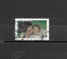76 3868  OBL  Y & T   Mère Et Enfant De Mary Cassatt  « Autoadhésifs » *FRANCE*  61 - France