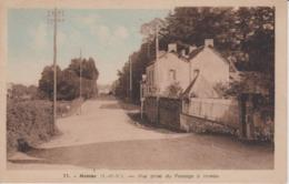 ILLE Et VILAINE - 11 - MESSAC - Vue Prise Du Passage à Niveau - Autres Communes