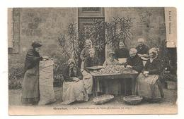 Gourdon - Les Denoisilleuses  De Noix - Concours De 1897 - CPA° - Gourdon