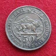 Africa East 50 Cents 1942 - Autres – Afrique