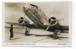 K.L.M. VERKEERSVLIEGTUIG DOUGLAS DC-2 - NV FG - Unclassified