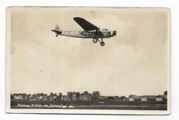 FOKKER F.XVIII DE OEHOE 1939 VIAGGIATA FP - 1919-1938: Between Wars