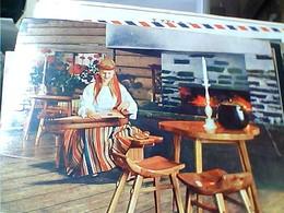 Suomi Finland Helsinki /Helsingfors, Kestikartano, Ravontola-kahvila, National Style Restaurant-Café  VB1967 GU3366 - Finlandia
