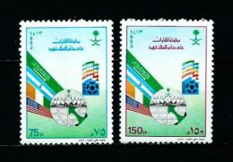 Arabia Saudita  Nº Yvert  948/9  En Nuevo - Arabia Saudita