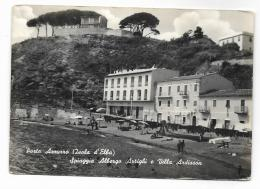 PORTO AZZURRO - SPIAGGIA ALBERGO ARRIGHI E VILLA ARDISSON - VIAGGIATA FG - Livorno