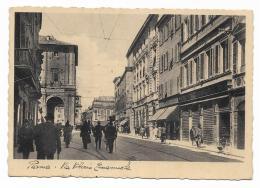 PARMA - VIA VITTORIO EMANUELE - VIAGGIATA FG - Parma