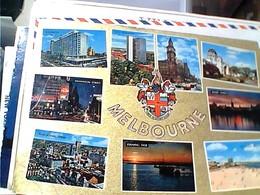 AUSTRALIA MELBOURNE VUES  VB1972 GU3368  Stamp Selo Timbre CANADA - Melbourne