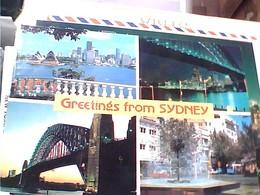 AUSTRALIA SIDNEY VUES  VB1982 GU3369  Stamp Selo Timbre BIRD 35 C - Sydney