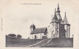 RONCHAMP - La Chapelle De Notre-Dame - TBE - France