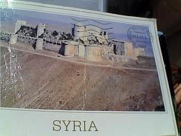 SIRIA SYRIA - THE KRAK DES CHEVALIERS VB1990 GU3372 - Siria