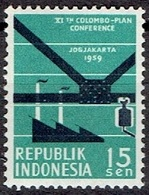 INDONESIA # FROM 1959 STAMPWORLD 284** - Indonesia
