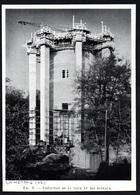 1956  --  LA HETRAIE  CONSTRUCTION DE CHATEAU D EAU   3P701 - Vieux Papiers