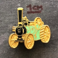 Badge Pin ZN007305 - Automobile (Car) Showman's Road Locomotive - Other