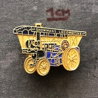 Badge Pin ZN007306 - Automobile (Car) Showman's Road Locomotive - Other