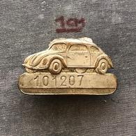 Badge Pin ZN007309 - Automobile (Car) Volkswagen (VW) Käfer (Beetle) #101207 - Volkswagen