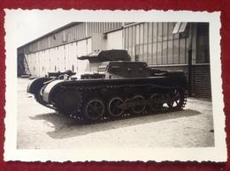 Foto WW2 Panzer Tank Ca. 1940 - Krieg, Militär