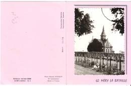Photo 11x8cm  Mery La Bataille - Frankrijk