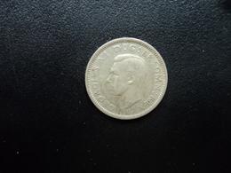 ROYAUME UNI : 6 PENCE   1943    KM 852     SUP - 1902-1971 : Monnaies Post-Victoriennes