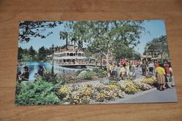 4000- Disneyland, Mark Twain - Frontierland - 1968 - Disneyland