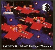 FRANCE Bloc CNEP N°25 (PARIS 1997) - Cote 35.00 € - CNEP